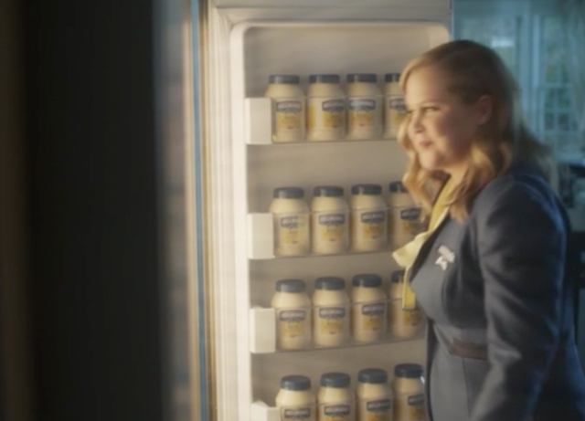 Hellmann's teams up with Amy Schumer for Super Bowl