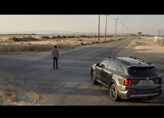 David&Goliath turn Kia Sorento into storytelling machine
