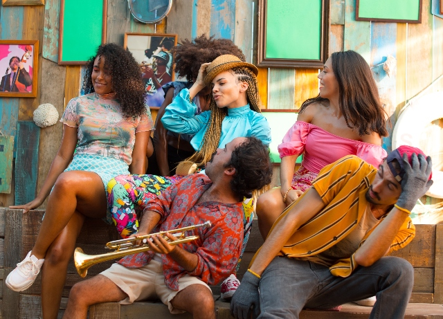 Bacardí Rum drops world premiere of Conga remake