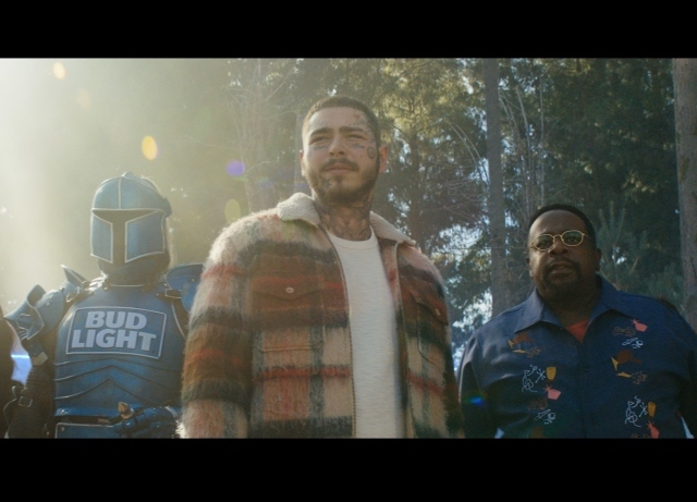 Bud Light's new Super Bowl spot is… legendary