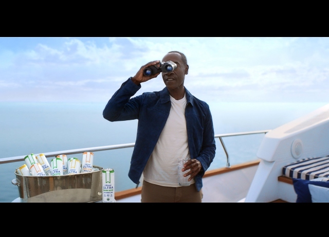"Don Cheadle leads ""all-star cast?"" in new Michelob ULTRA Organic Seltzer Super Bowl spot"