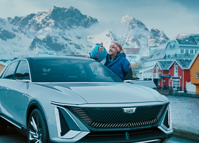Kenan Thompson, Awkwafina join Will Ferrell in General Motors Super Bowl spot