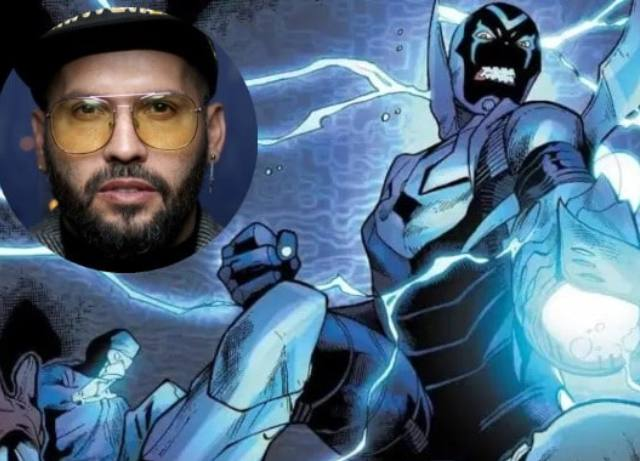 Angel Manuel Soto to direct DC Film Blue Beetle