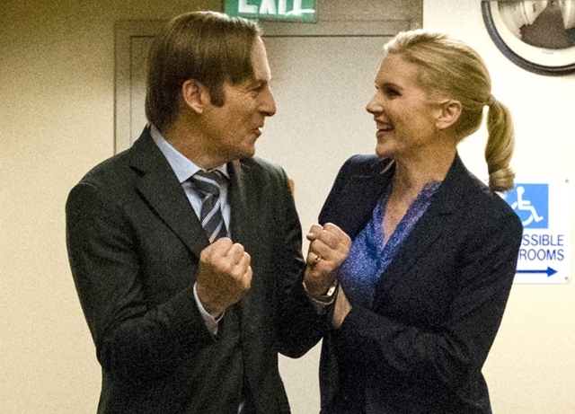 'Better Call Saul' dominates WGA Awards