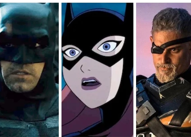 Affleck's The Batman would have featured Batgirl
