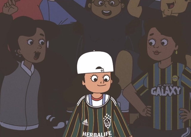 Ataboy, LA Galaxy pay homage to fans