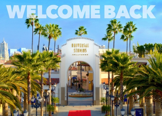 Universal Studios Hollywood set to open in two weeks