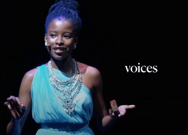 Grey taps Amanda Gorman to share powerful words