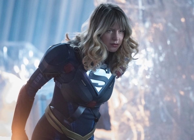 Supergirl begins final season tonight