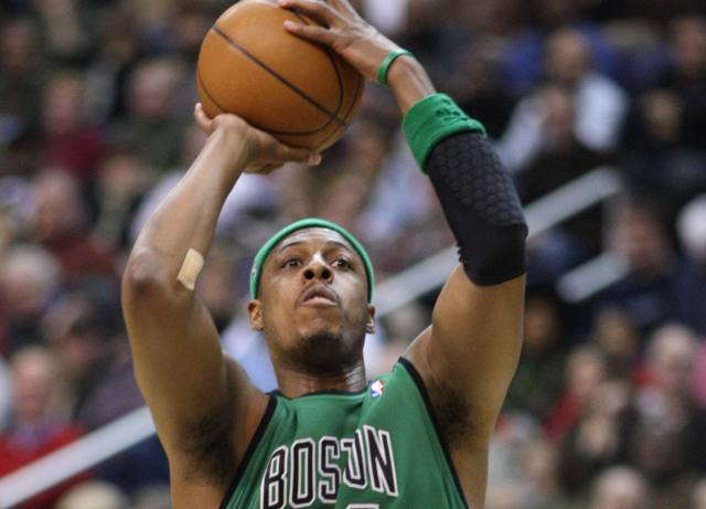 Paul Pierce Out at ESPN After Instagram Live Video