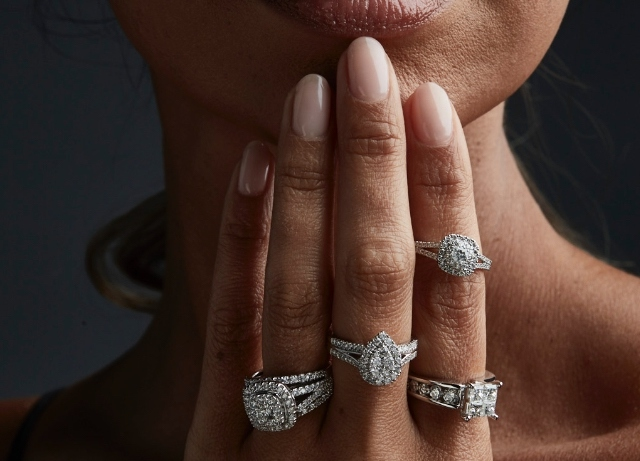 Kay, Jared and Zales unveil 2022 collection during Bridal Tea Party