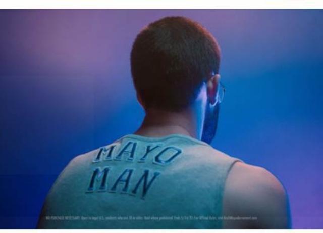 """Kraft, Wieden+Kennedy seek the next """"Mayo Man"""""""