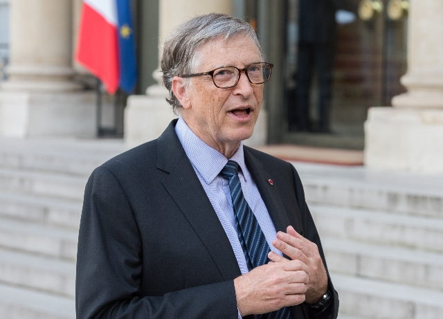 The canceling of Bill Gates