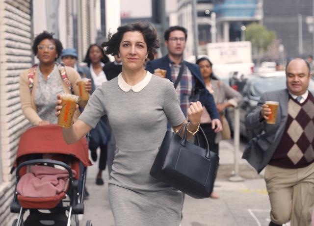 Dunkin': Celebrates America getting up & running again