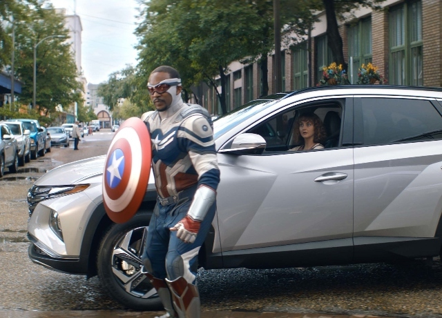 Marvel: Assembles with Hyundai for campaign