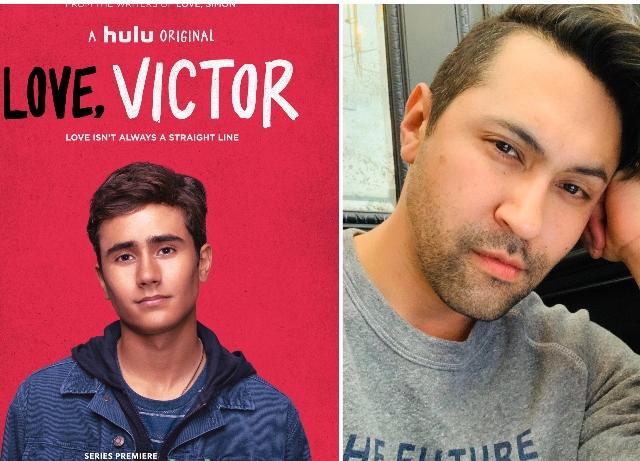 Love, Victor: Marcos Luevanos on Season 2