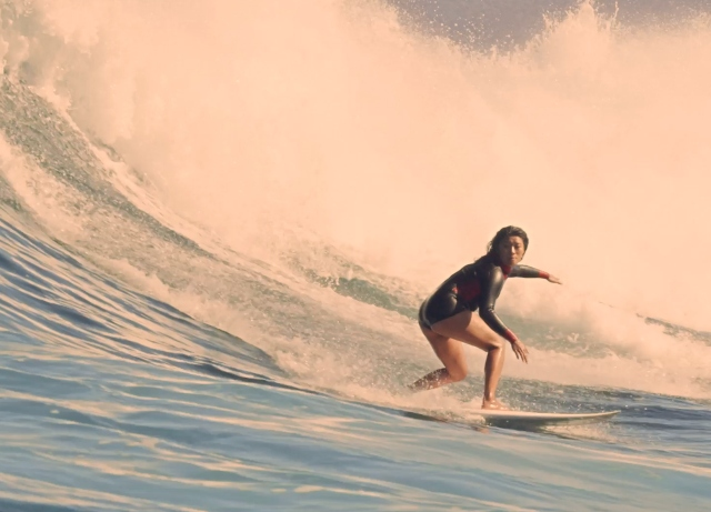 Imaginary Forces: 3x champion surfer for SK-II