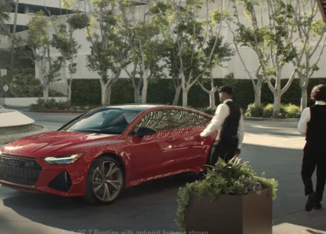 Audi:  'Always On' doesn't mean luxury is lifeless