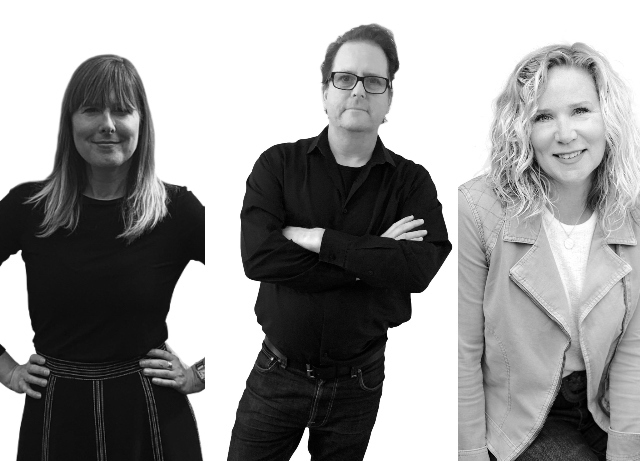 Public Label: Adds three senior leaders to agency