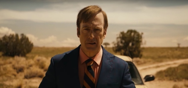Bob Odenkirk collapses while filming Saul