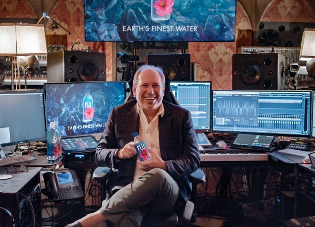 FIJI water: Hans Zimmer scores new campaign