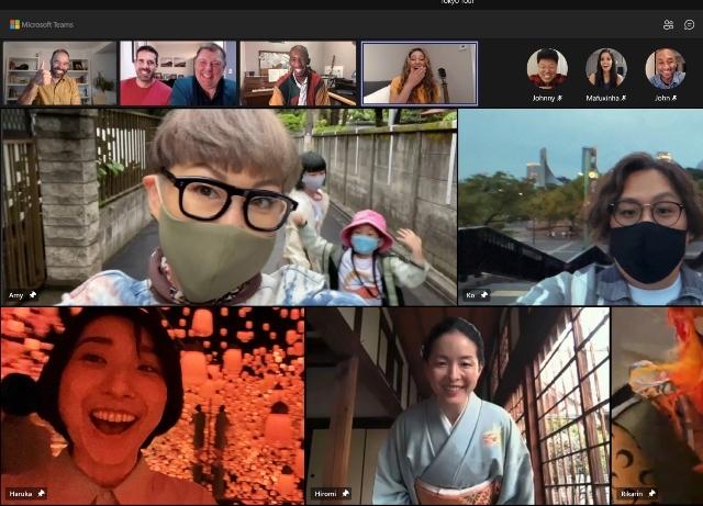 Microsoft offers virtual tour of Tokyo Olympics