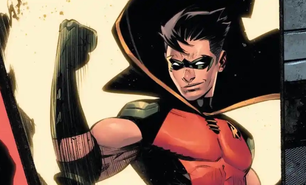 Batman: Robin comes out of the cave as bisexual