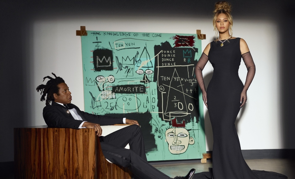 Tiffany introduces new campaign with Beyoncé and JAY-Z