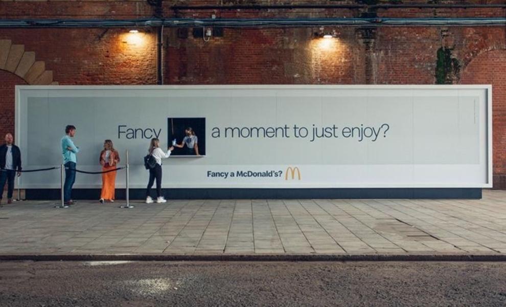 McDonald's, Leo Burnett surprise UK audience with free McFlurries