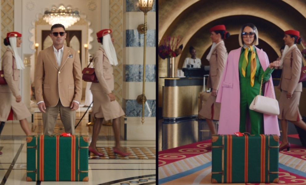 Zac Efron, Jessica Alba bring romance to Dubai tourism campaign