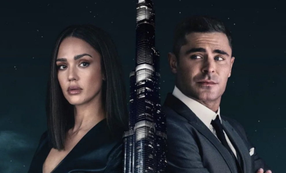 Jessica Alba, Zac Efron star in action-packed spy thriller for Dubai
