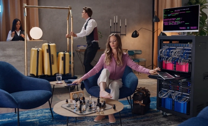 SAP Concur saves frustrated finance managers in quirky new BBDO campaign