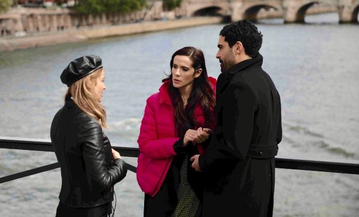 Eva Lanska's 'Little French Fish' to have European premiere on ShortsTV