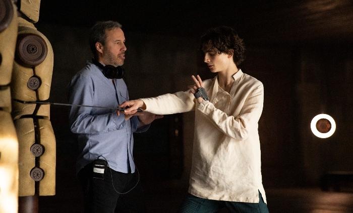 Dune: Denis Villeneuve on bringing the difficult novel to the screen