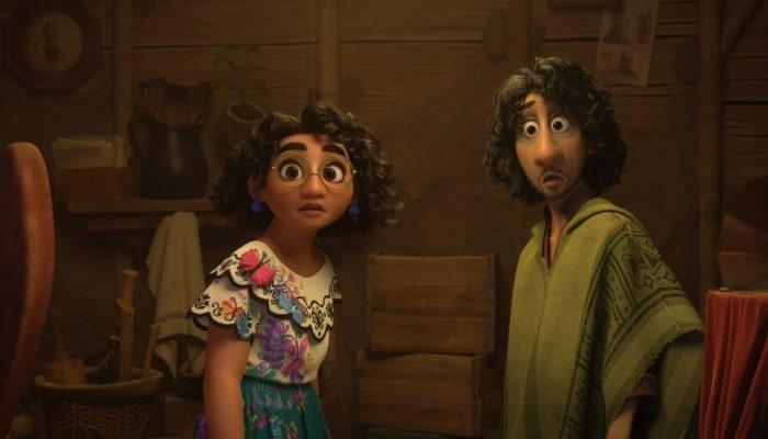 Brand-new trailer and poster debut for Walt Disney Animation Studios' 'Encanto'