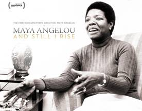 Chicago premiere 9/16 for MPG's acclaimed Angelou doc
