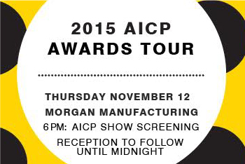 1,200 expected at AICP Show 11/12 at new event venue