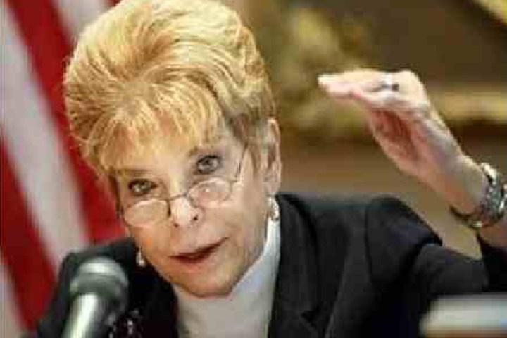 Judy Baar Topinka: The film industry's great friend