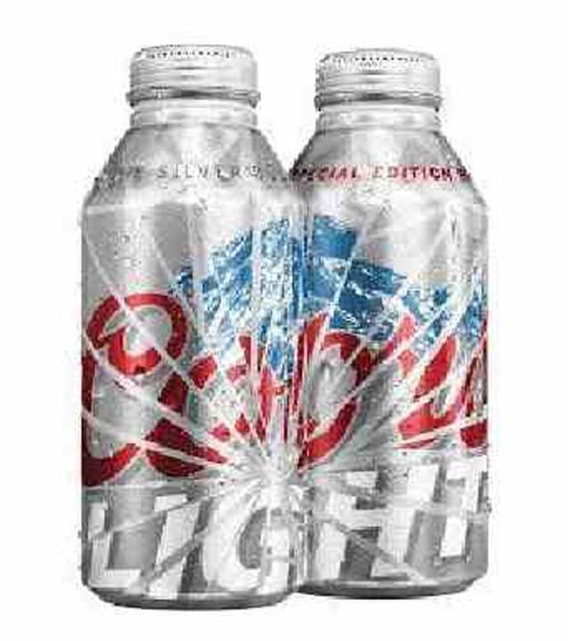 See Music scores Coors' Light pint bottle intro spot