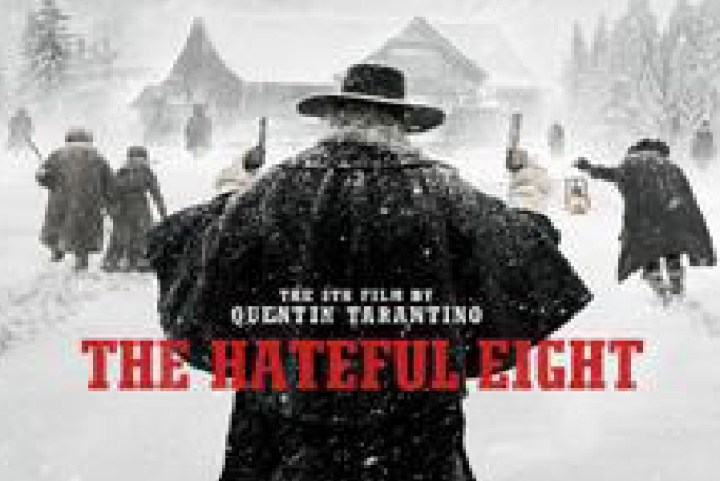 """Music Box exclusively screens """"Hateful Eight"""" in 70mm"""