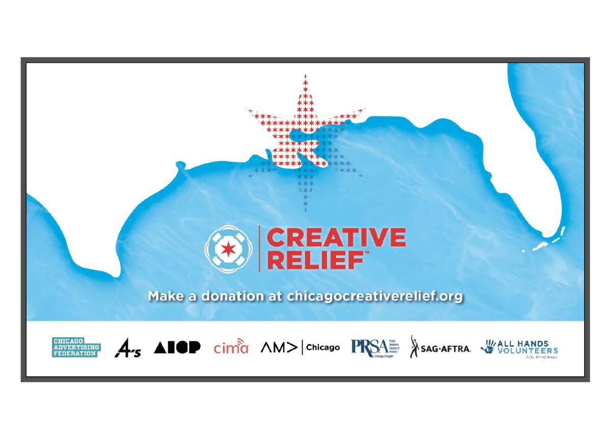 Chicago creative community to aid hurricane victims