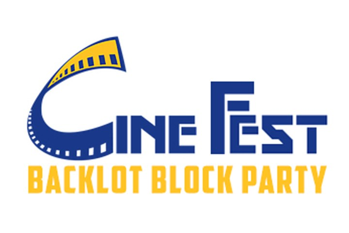 CineFest Block Party to rock at Cinespace, Aug. 28-30