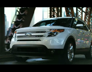STORY'S Ford spot shows city's location versatility