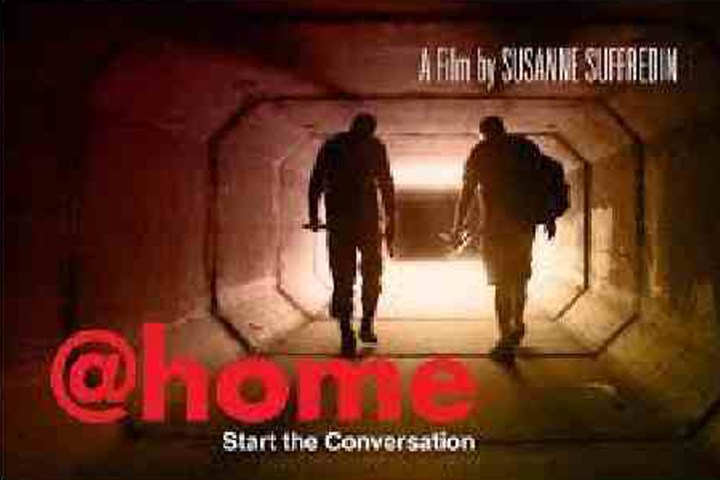 "WTTW to premiere Suffredin's ""@home"" homeless doc"