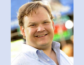 Andy Richter directs Lottery big payoff spots here