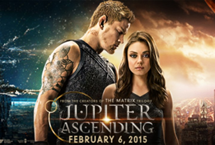 """At last! Sci fi """"Jupiter Ascending"""" release Feb. 6"""