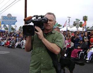 Veteran filmmaker's doc honors vets on Memorial Day