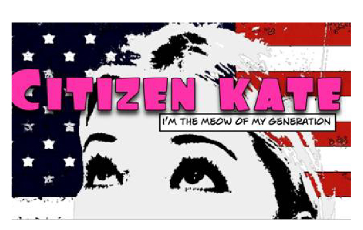 """2016 """"Citizen Kate"""" series auditions for lead roles"""