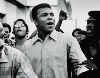 Siegel teams with Kartemquin for Muhammad Ali doc