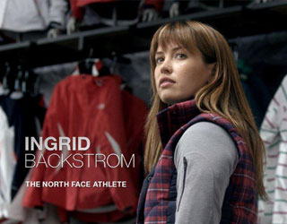 Match cuts a work of art in The North Face campaign